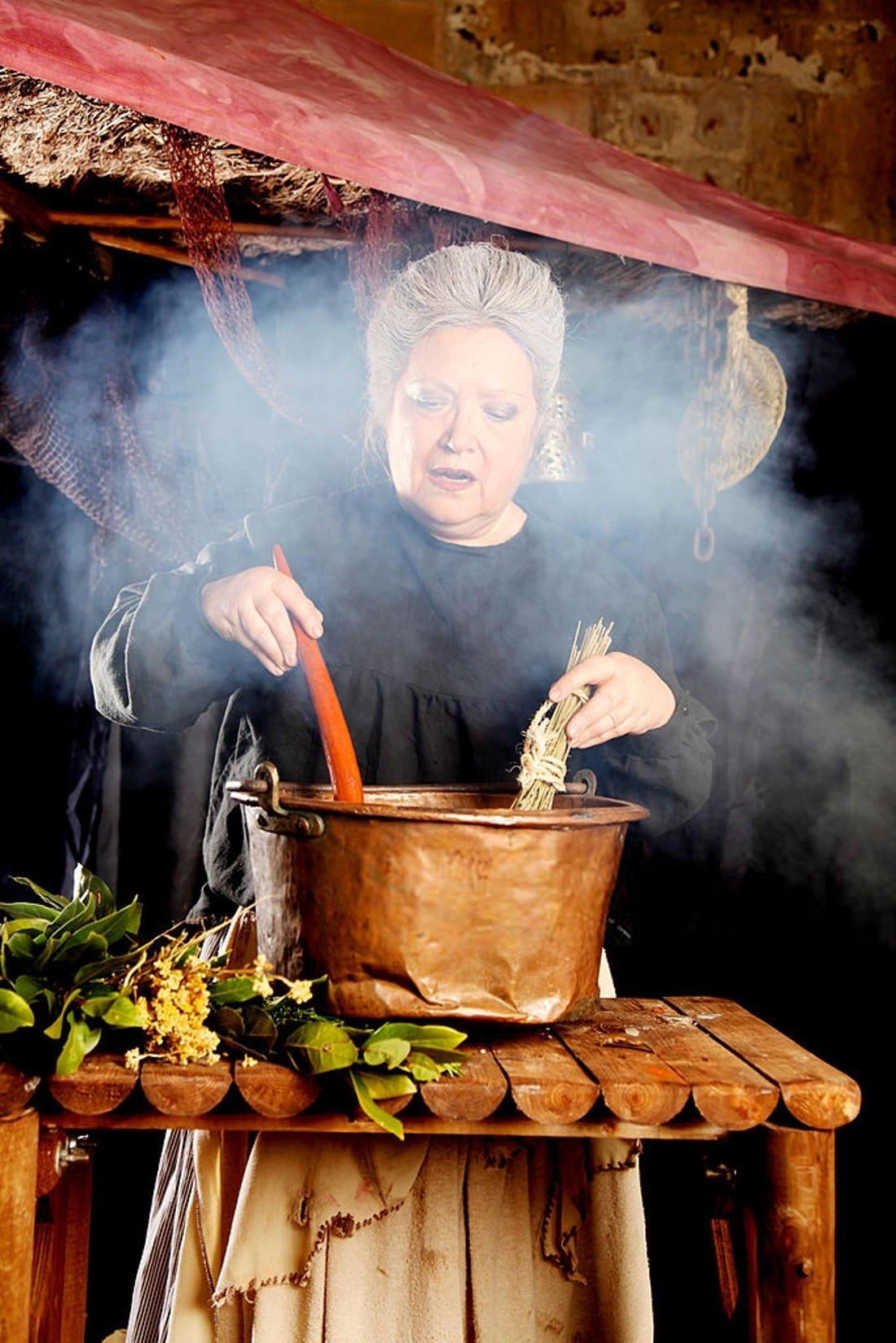 Tipos de bruxas - Bruxa da cozinha - Kitchens Witches