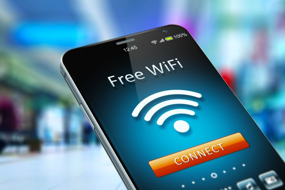 Acessar WiFi free, público ou gratuito