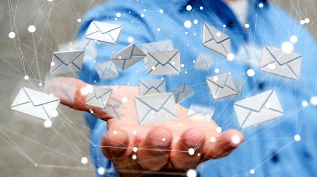 Correio de email temporário descartável