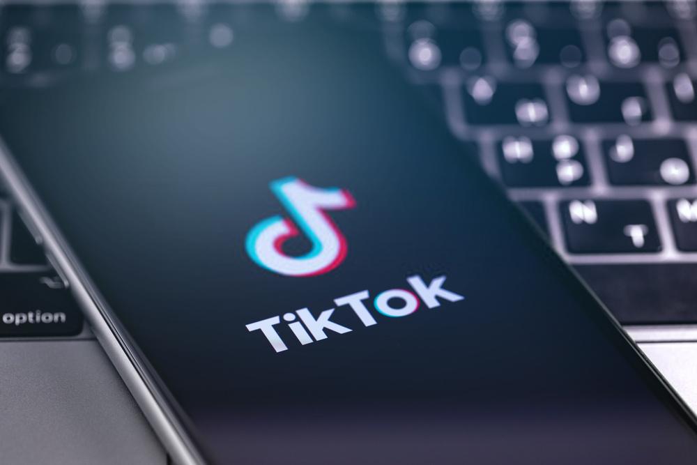 Configurações de segurança na conta do TikTok