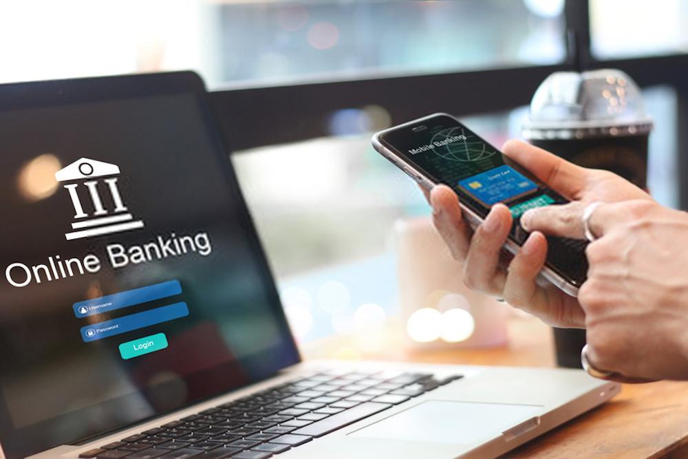Como abrir conta e acessar um banco online