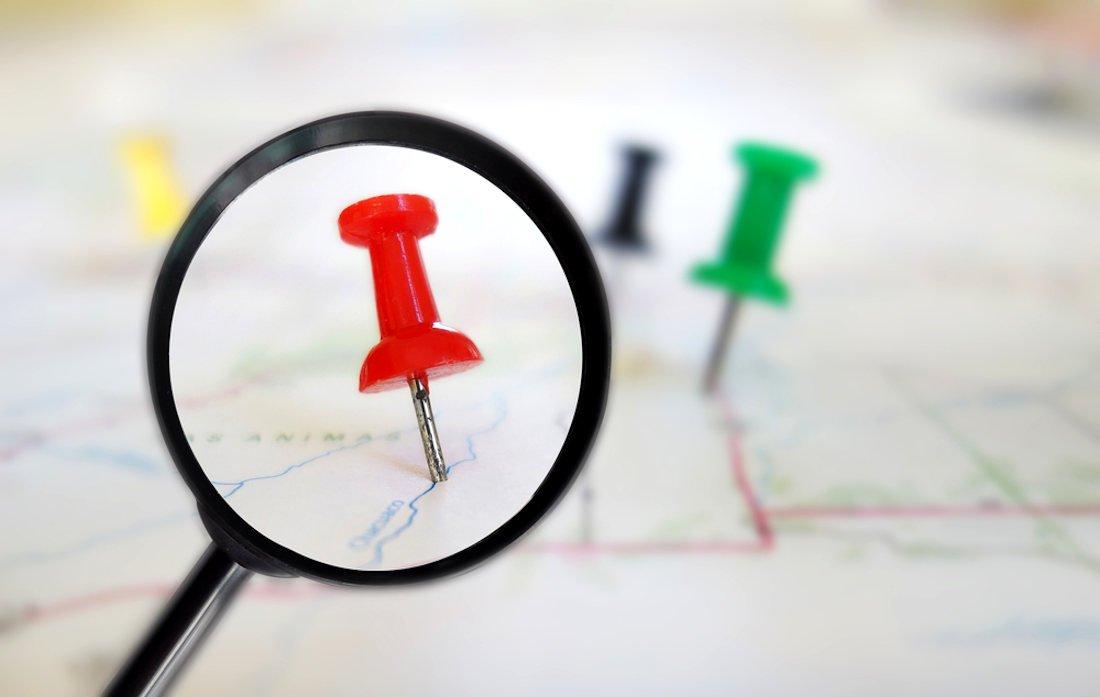 Proteção dos seus dados de localização online